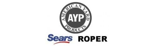 Palier et axe de lame AYP SEARS ROPER