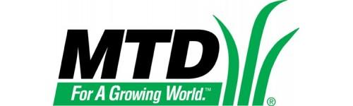 moyeu et support de lame MTD